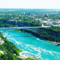USA & CANADA DAY 5 : NIAGARA FALLS (US SIDE) – MAID OF THE MIST CRUISE – TORONTO (CANADA)  1110