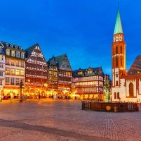 INTERNATIONAL HARI 3: FRANKFURT – AMSTERDAM<br> germany_frankfurt_romerberg_old_town