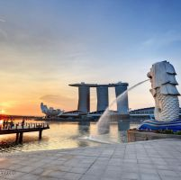 SINGAPORE & MALAYSIA DAY 04 : SINGAPORE – KOTA ASAL (MP) merlion_singapore_1